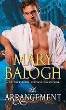 A Survivor's Club Series #2: The Arrangement by Mary Balogh 2013 Paperback Book
