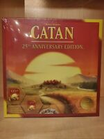 Catan 25th Anniversary Edition includes 5-6 player Extension and Special Pieces