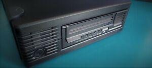 Immaculate Tandberg Data Ultrium 3000 LTO5 1.5/3.0TBSAS External Tape Drive