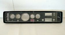 1966 66 Mercury Park Lane Instrument Panel Dash Gauge Cluster Cover Plate