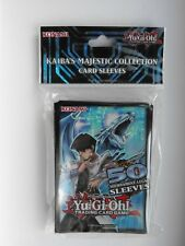 Yu-Gi-Oh Kaiba's Majestic Collection Card Sleeves