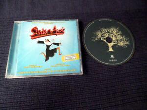 CD Soundtrack Sister Act Ein Himmlisches Deutsches Musical aus Hamburg 20 Songs