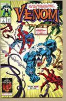 Venom Lethal Protector #5-1993 nm 9.4 Marvel Spider-Man 1st app Phage / Riot