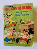 Walt Disney , Mickey Mouse , Adventure in Outer Space.