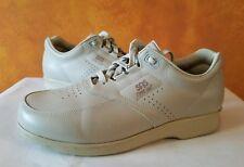 SAS Time Out Tripad Comfort Women's Beige Walking Oxfords Shoes 9 1/2 Medium EUC