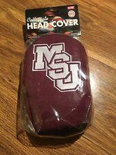 Single Golf Head Cover ~ Mississippi State ~ NIP