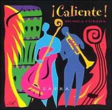 CALIENTE: MUSICA CUBANA CD ZAFRA NEW SEALED