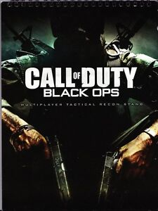 Call of Duty Black Ops MultiPlayer Tactical Stand Exclusive Intel for Frontlines