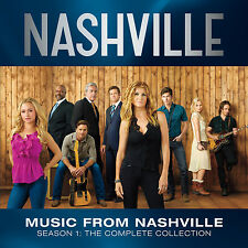 Music of Nashville Season One The Complete Collection 0602537508549