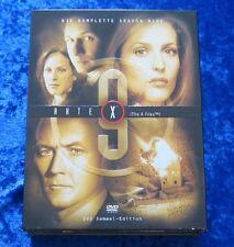 Akte X Season 9 Sammel-Edition Limitiert, DVD Box Staffel, Digipack