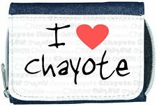 I love coeur chayotes Denim Portefeuille