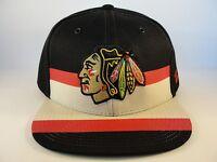 NHL Chicago Blackhawks Snapback Hat Cap Zephyr Linesman