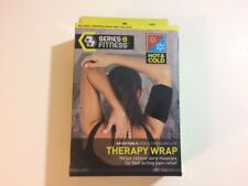 Therapy Hot Cold Sports Fitness Injury Sore Muscle Wrap With Gel Pack