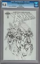 Marvel Authentix: Astonishing X-Men #1 | CGC 9.8 | Marvel 1999 | White Pages