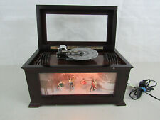 Mr. Christmas Harmonique Music Box with Twirling Ballet Dancers 10 Song Disks