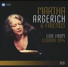 Martha & Friends Argerich - Argerich & Friends Live from Lugano 2014 /0