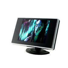 "MINI 3.5"" TFT LCD color Screen Car Rearview video monitor camera for car backup"