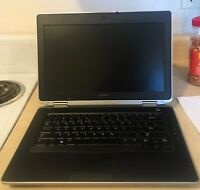Dell Latitude E6430 2.60GHz Intel Core i5 500GB HDD 6GB RAM DVD-RW Win10 Pro