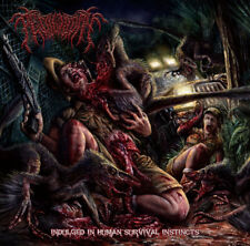 PESTILECTOMY - Indulged In Human Survival Instincts Abominable Putridity Korpse