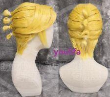 JoJo's Bizarre Adventure Prosciutto Style Cosplay Costume Wig
