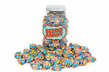 ANGLO BUBBLY RETRO SWEET JAR HALF A KILO OF BUBBLE GUM LOVELY STOCKING FILLER