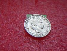 Münzen Schweiz 1921 B Swiss  1 x 20 Rappen 1921  B  schön Coin Svizzera