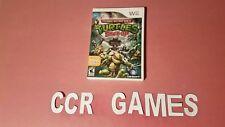 Teenage Mutant Ninja Turtles Smash-Up, Nintento Wii, FAST SHIPPING!!