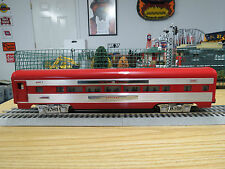 """Lionel Texas Special Aluminum StationSounds Diner Car """"Garland""""  6-39118 New C-9"""