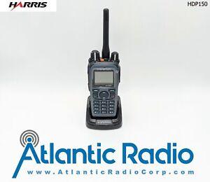 Harris Momentum HDP150 Digital Portable Radio UHF (400-470) Hytera PD782i