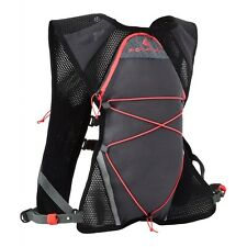 Ronhill Nano 3 L Vest Pack Backpack Rucksack Charcoal Black / Hot Pink LP £45