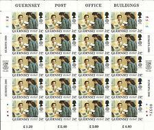 Guernsey EUROPA cept 1990 MNH - Hoja bloque / Souvenir Sheet