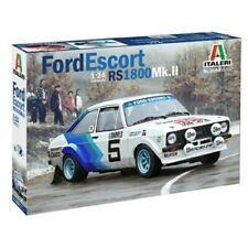 Italeri 3655vehicle 1 24scale Ford ESCORT Mk. II