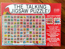 VINTAGE NEW SEALED 1991 THE TALKING JIGSAW PUZZLE THE OFFICE BUFFALO GAMES INC.
