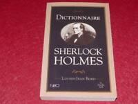 [BIBL.H.& P-J.OSWALD] NEO CHERCHE MIDI - BORD/ DICTIONNAIRE SHERLOCK HOLMES 2008