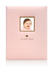 Little Blossoms 5 Year- Sweet Welcome Keepsake Baby Memory Book, Great Baby for