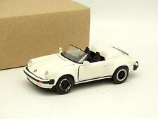 NZG SB 1/43 - Porsche 911 Speedster Blanche