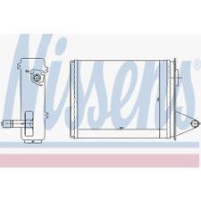 Nissens Wärmetauscher, Innenraumheizung Fiat Palio Weekend,Strada 71448 Fiat