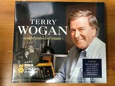 TERRY WOGAN 2xCD A Celebration of Music Brand New Sealed Limerick