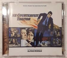 Alfred Newman - The Counterfeit Traitor (Original Movie Soundtrack, 2011)