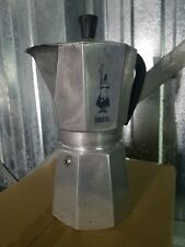 Bialetti Moka Express Stove Top 3 Cup Espresso Coffee Maker Easy Caffe