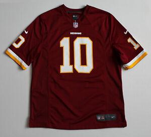 Men's Nike Washington Redskins Shirt Jersey #10 Robert Griffin III (RG3) size L