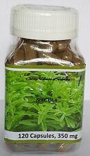 Cápsulas de hojas de stevia de curación natural médico terapias seguimiento propor