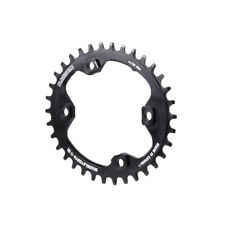 Blackspire Snaggletooth Oval Nw Chainring Xt 96Bcd 34t - Blk