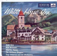 """White Horse Inn - 7"""" Ep 1958"""