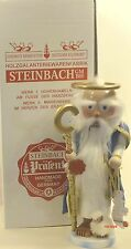 "Steinbach German Wooden Nutcracker ""Petrus� S1694 Limited Signed New"