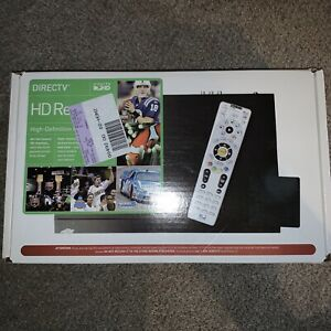 NEW DirectTV Satellite TV HD Receiver H21-200 w/ Remote, Ethernet Adapter & HDMI