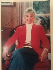 Doris Day autographed photo to my father
