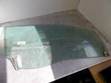 2004 ALFA ROMEO GT OSF DRIVERS SIDE FRONT WINDOW GLASS