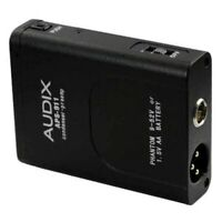 AUDIX APS-911 Dedicated Condenser Microphone Battery Module Japan with Tracking