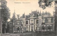 CPA 77 PONTHIERRY CHATEAU DES BORDES